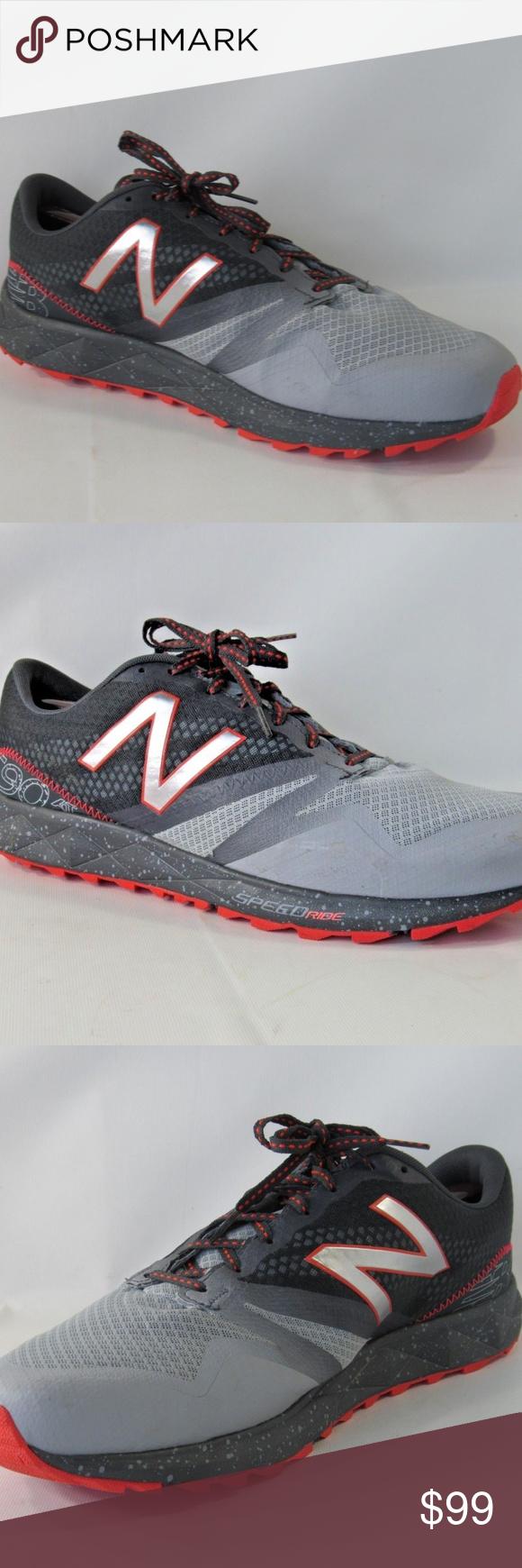 Grey Running Mens Shoes