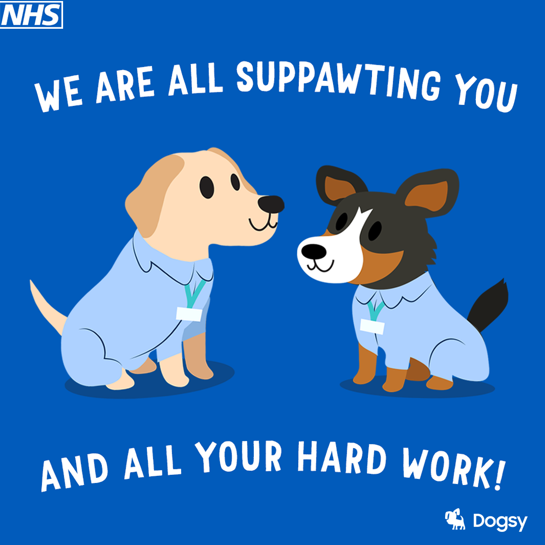 We Would Like To Say Another Thanks To All Our Hard Working Nhs Staff And Key Workers Tag A Key Worker In 2020 Dog Quotes Dark Quotes Thank You Poster