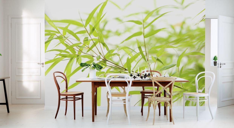 Miniature Bamboo Fototapete Haus Deko Tapeten