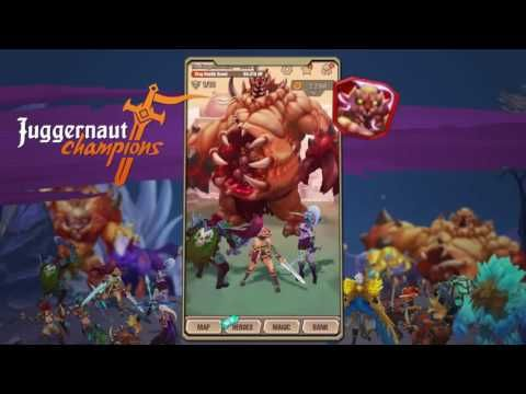 Juggernaut Champions Launch Trailer