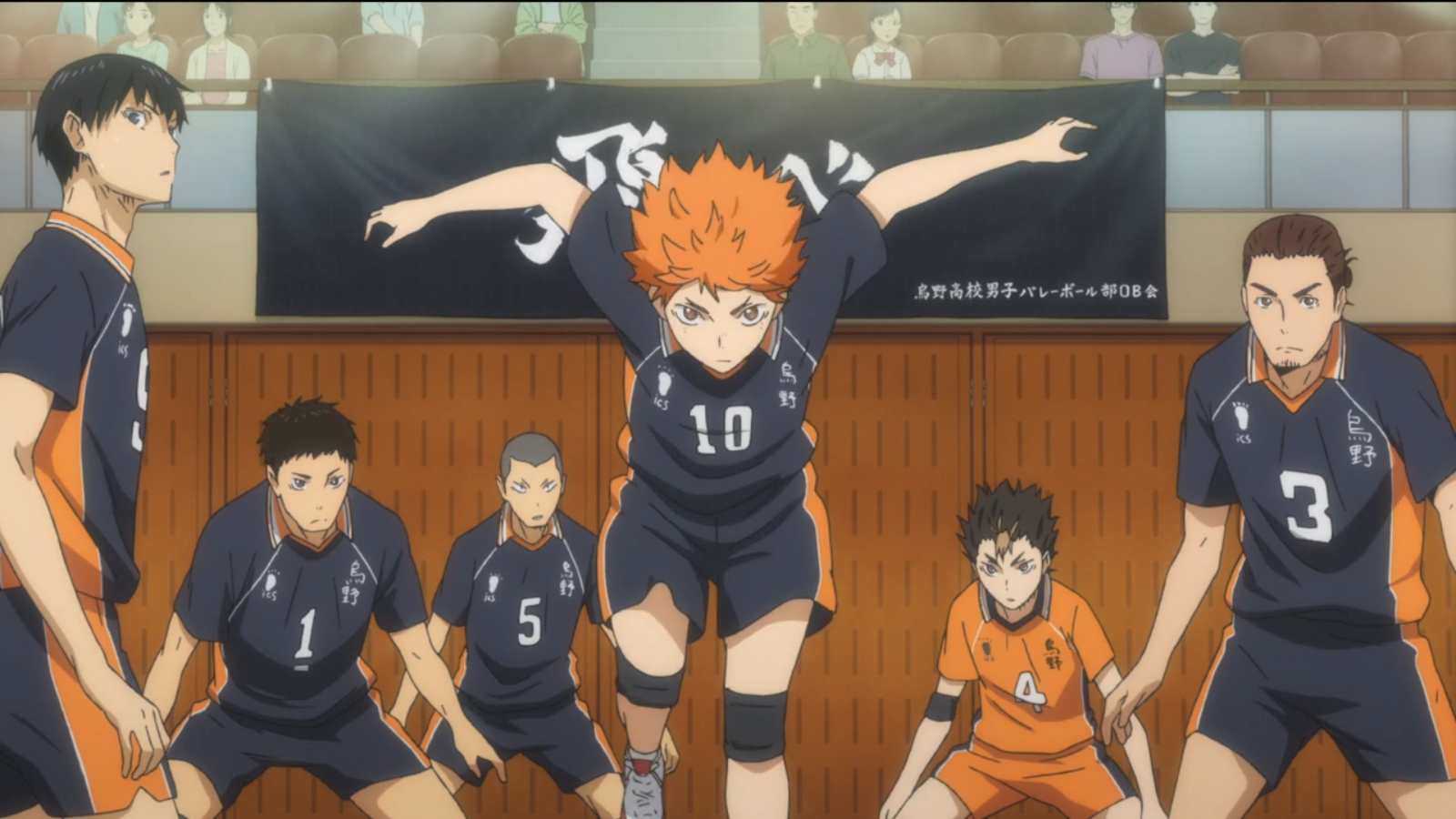 Screenshot Anime Haikyuu Haikyuu Karasuno Haikyuu Haikyuu Wallpaper