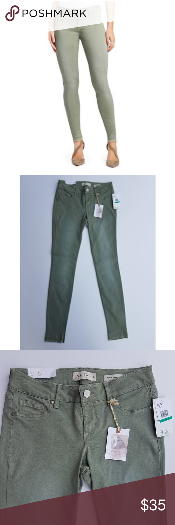 Nwt Jessica Simpson Released Hem Pant How To Hem Pants Pants Jessica Simpson Jeans