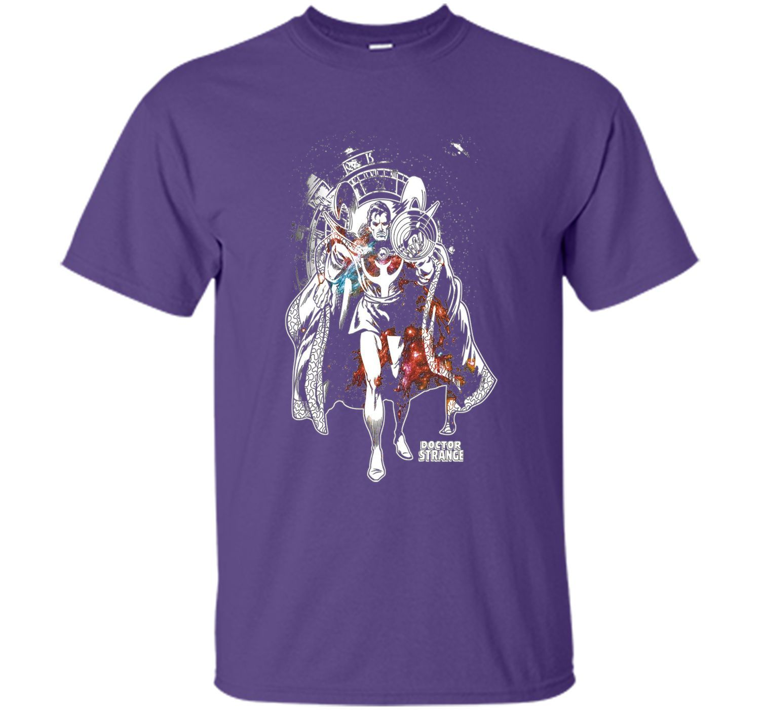 Doctor Strange Space Graphic T-Shirt