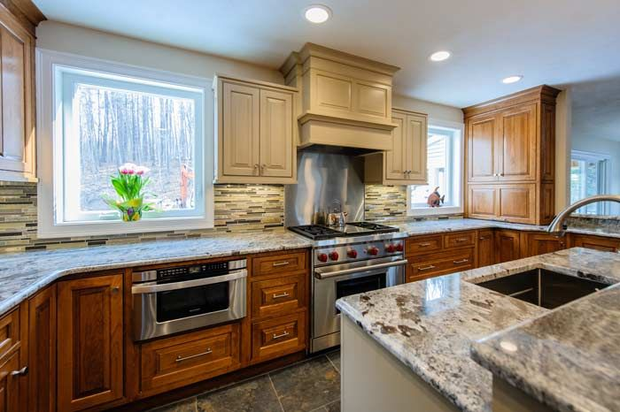 Photo Gallery Of Custom Kitchen Remodeling N Projects In Southern Nh Northern Ma Apple Wood Constructi Custom Kitchen Remodel Kitchen Remodel Custom Kitchen