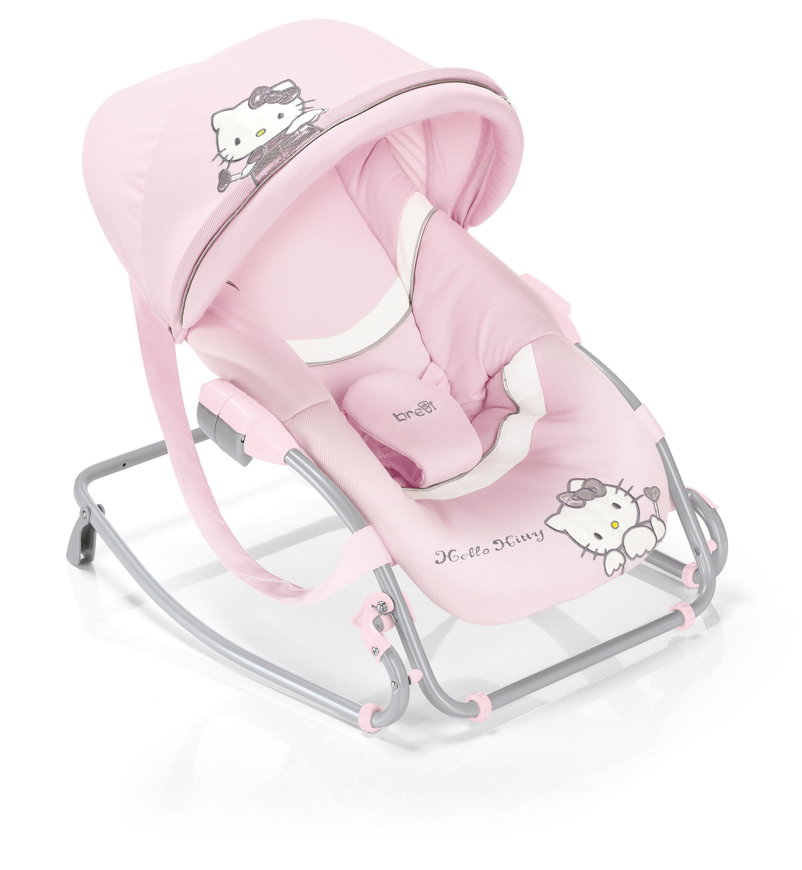 Brevi Hello Kitty Sdraietta Baby Rocker Hello Kitty Baby