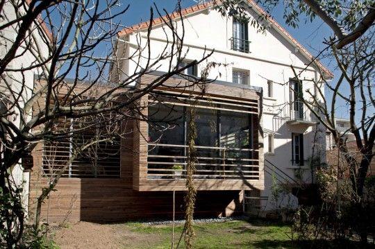 Construire Sa Maison En Bois Prix Conseils Maisons Cologiques Toit Plat Cubique