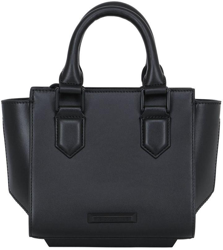 8cc7ab8b1 Kendall+kylie Mini Brook Smooth Leather Top Handle Bag Mini Sacos, Mini  Bolsas,