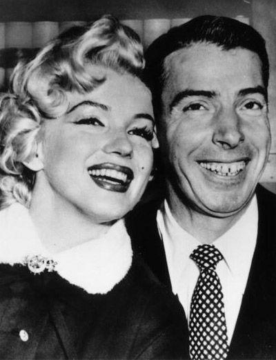 Iconic Couples For Halloween: Famous Couples, Joe Dimaggio