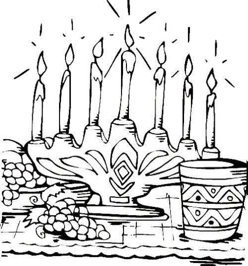 Holiday Kwanzaa Coloring Page Kwanzaa Colors Christmas Coloring Pages Free Christmas Coloring Pages
