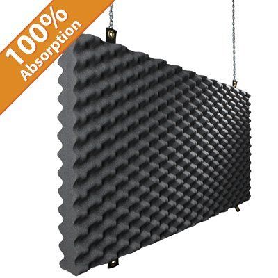 Udderly Quiet Anechoic Hanging Baffle 3 Case Of 5 Soundproof Cow Sound Proofing Sound Absorbing Sound Baffles