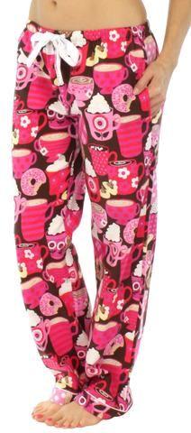 4f534aa1a31b PajamaMania Women s Flannel Pajama Pants