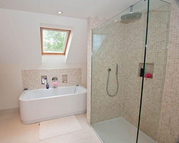 Loft Conversion En Suite Bathrooms With Images Loft Bathroom Loft Conversion Ensuite Bathrooms