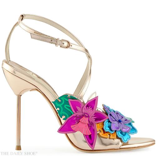 Leather Sandals HULA Spring/summer Sophia Webster R4QWAQzJ