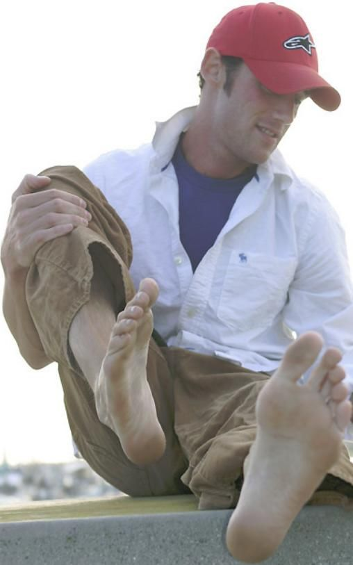 Male Feet And Male Models