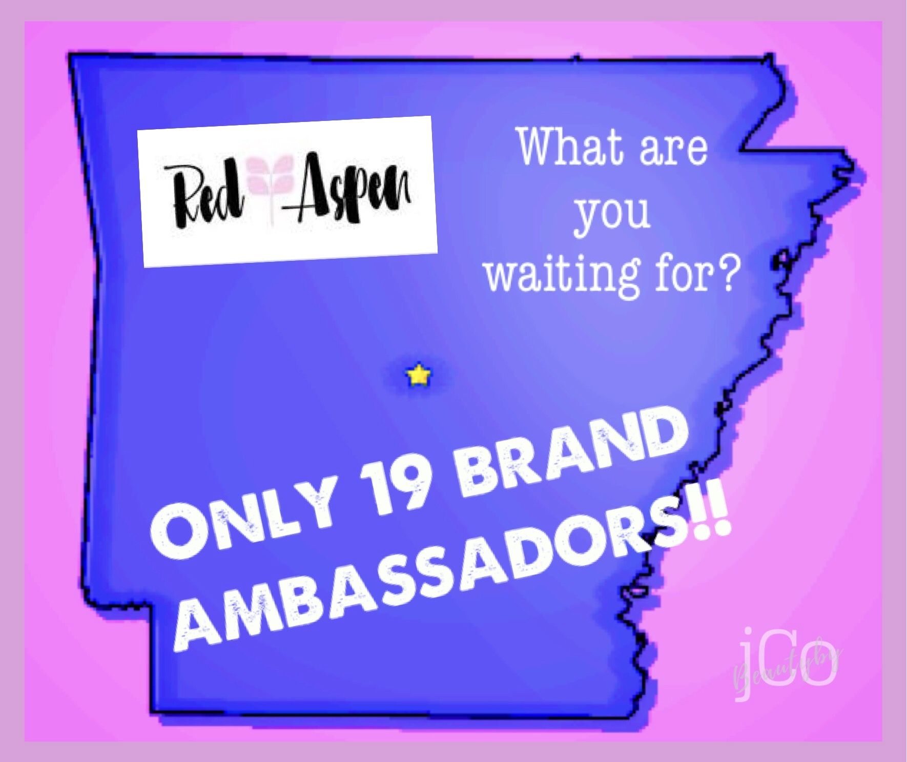 Arkansas job opportunity Cosmetic world, What is red