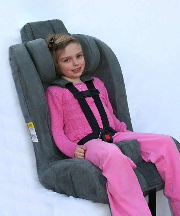 Merritt Manufacturing Roosevelt Car Seat Tadpole