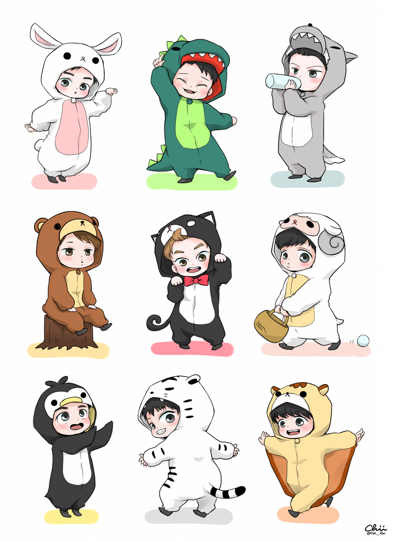 exo chibi fan art video bokep ngentot