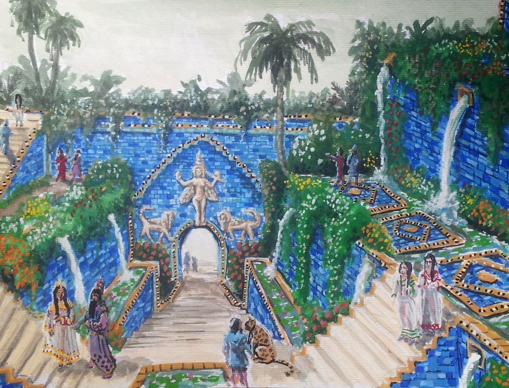 299c6effb9e1bdd518e79e17727edc33 - What Plants Were In The Hanging Gardens Of Babylon