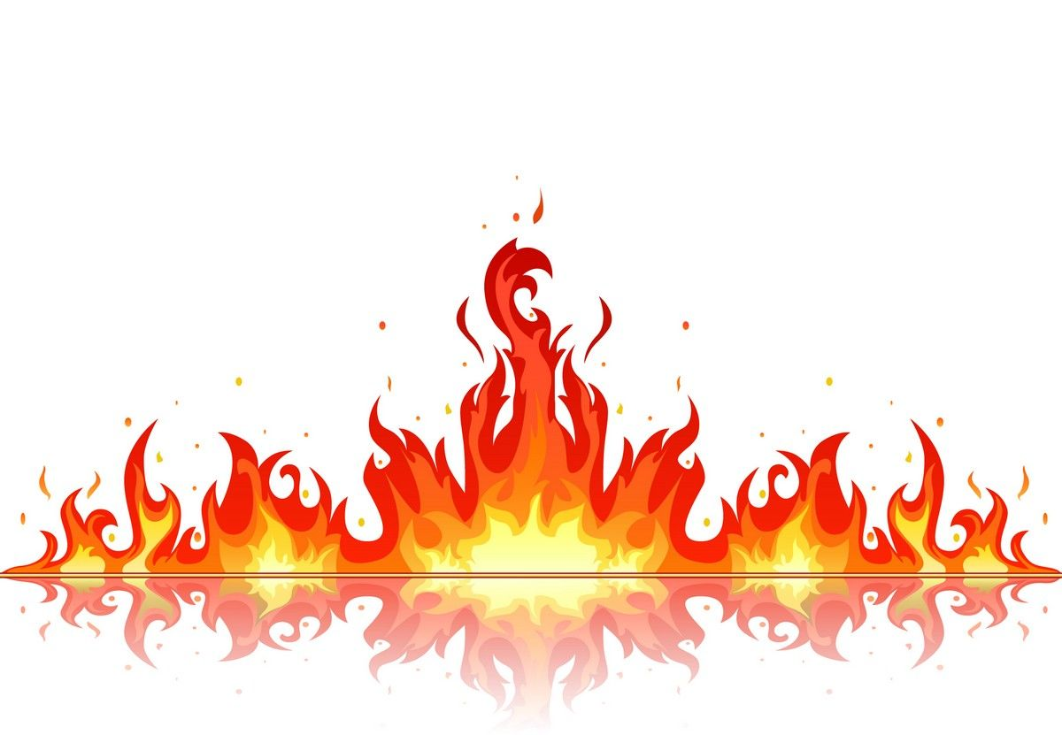 Flame fire 04 vector eps free download logo icons for Logo download free online