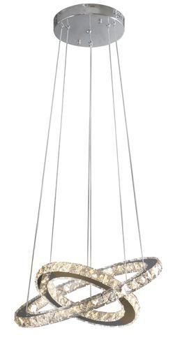 Patriot Lighting® Elegant Home Lindsey LED Pendant Light At Menards®:  Patriot Lighting®