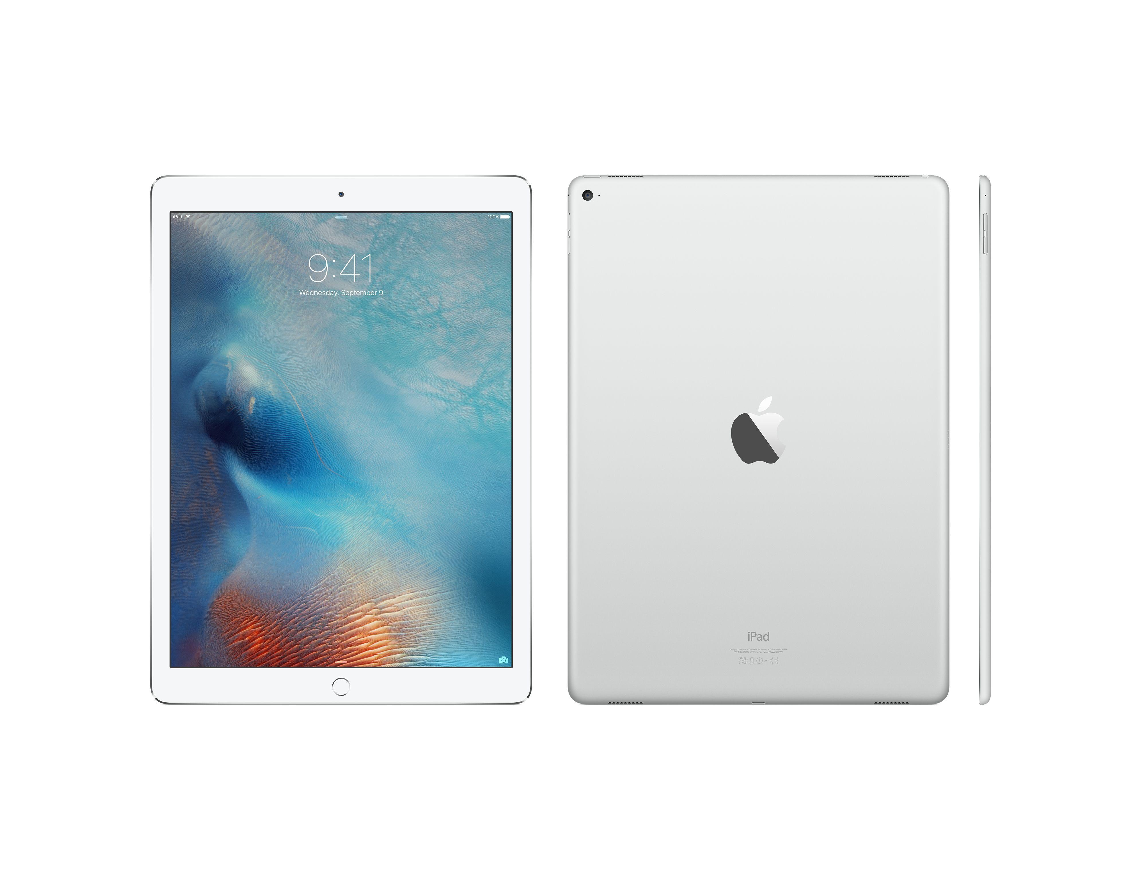 iPad Pro Wi-Fi 128GB - Silver - Apple