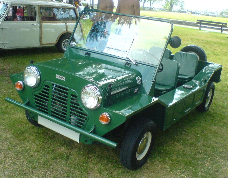 '67_Austin_Mini_Moke_(Ottawa_British_Car_Show_'10).jpg 1337×1045 pikseliä