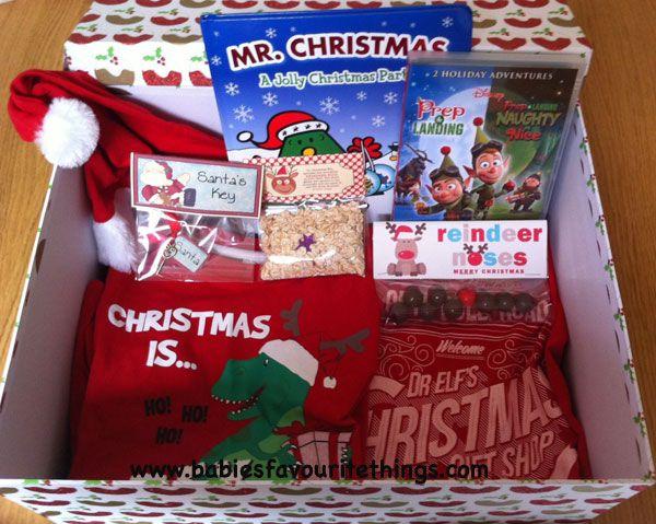 Babies Favourite Things Christmas Eve Box Night Before Christmas Box Christmas Magic