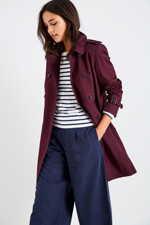 0202cf66822 AMBROSE TRENCH COAT   JackWills UK   Coats in 2019   Trench coat ...