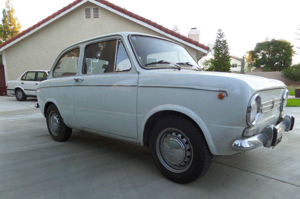 Details About Fiat 850 Special 1968 71 Original Uk Sales Brochure