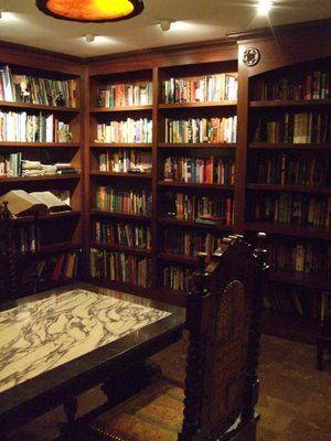 Shelves Steampunk House Home Bookcase