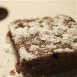 Rich and Chocolaty Syrup Cake - not the most amazing, but excellent in a pinch (i.e., desperate need for chocolate!). Definitely make a half recipe, it was still a lot