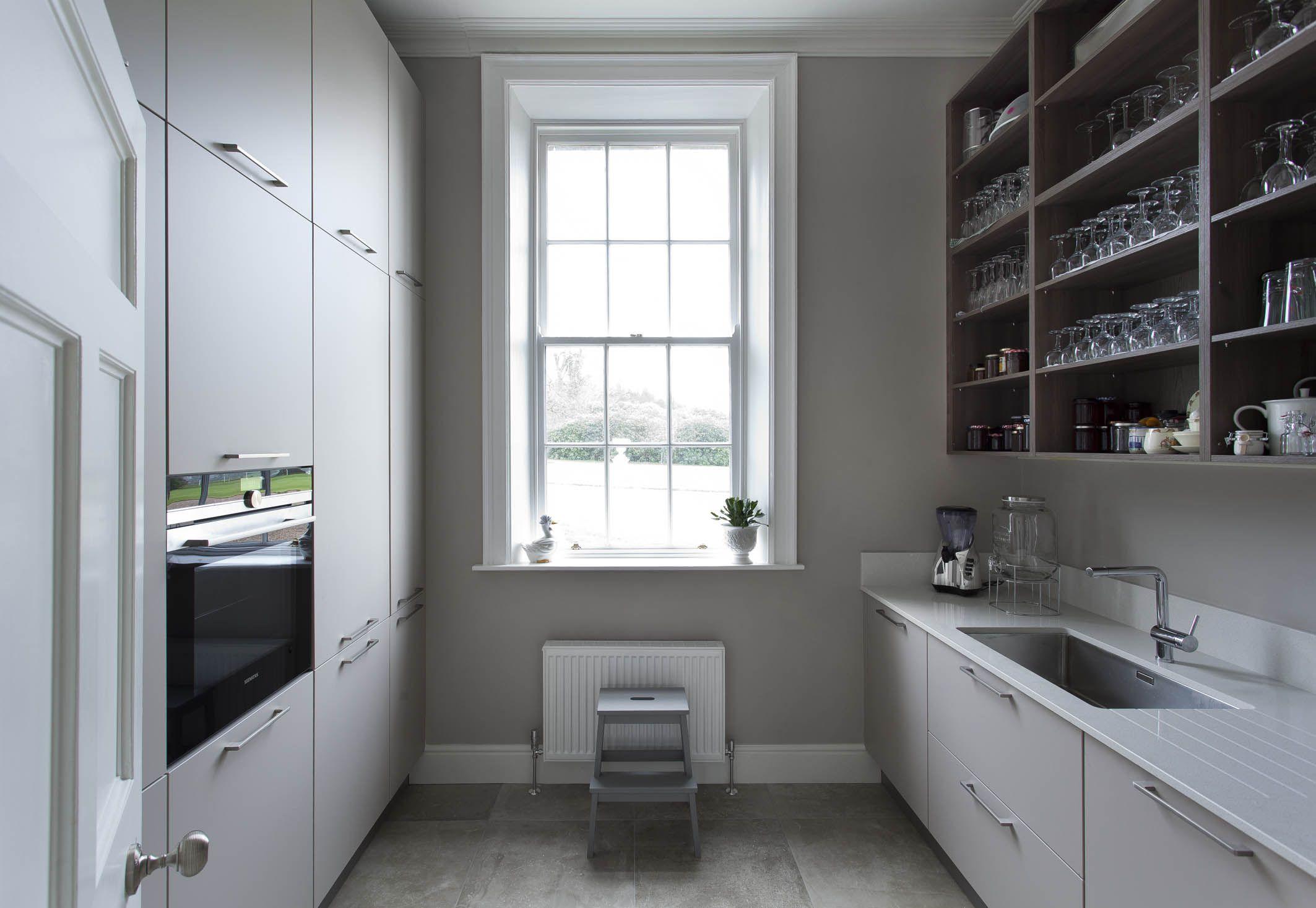 Derry home exterior Solid wood kitchens, Kitchen