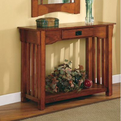 Wildon Home 950060 Burien Console Table and Mirror Set & Wildon Home 950060 Burien Console Table and Mirror Set ...