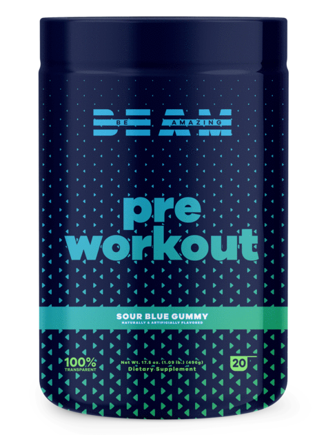 Beam Be Amazing Premium Pre Workout Supplement L Youcanbeam Com In 2021 Preworkout Best Pre Workout Supplement Workout