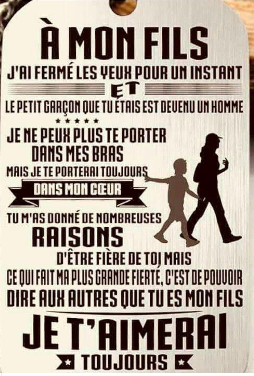 Mot Pour Un Anniversaire De Fils Belles Citations Maman
