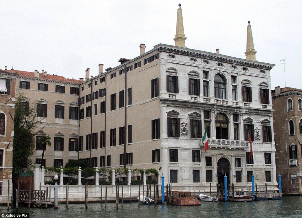 Aman Resort Hotel, Venice - Stunning: The canal-front hotel opened in the 450-year-old in the Palazzo Papadopoli.