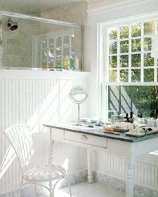 Bedroom and Bathroom Decorating - Martha Stewart Home & Garden