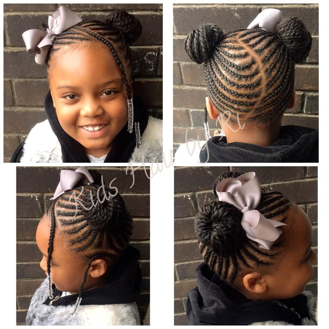 Pin By Keyette Joiner On Kid Hair Kids Hairstyles Braids For Kids Cool Braid Hairstyles