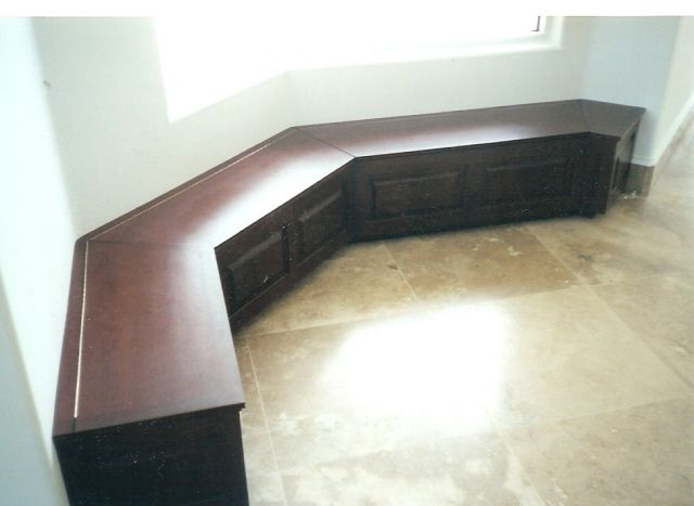 Banquette With Flip Top Storage Maybe Use Bifold Door For Front Face Or  False Cabinet Door · Banquette BenchKitchen ...