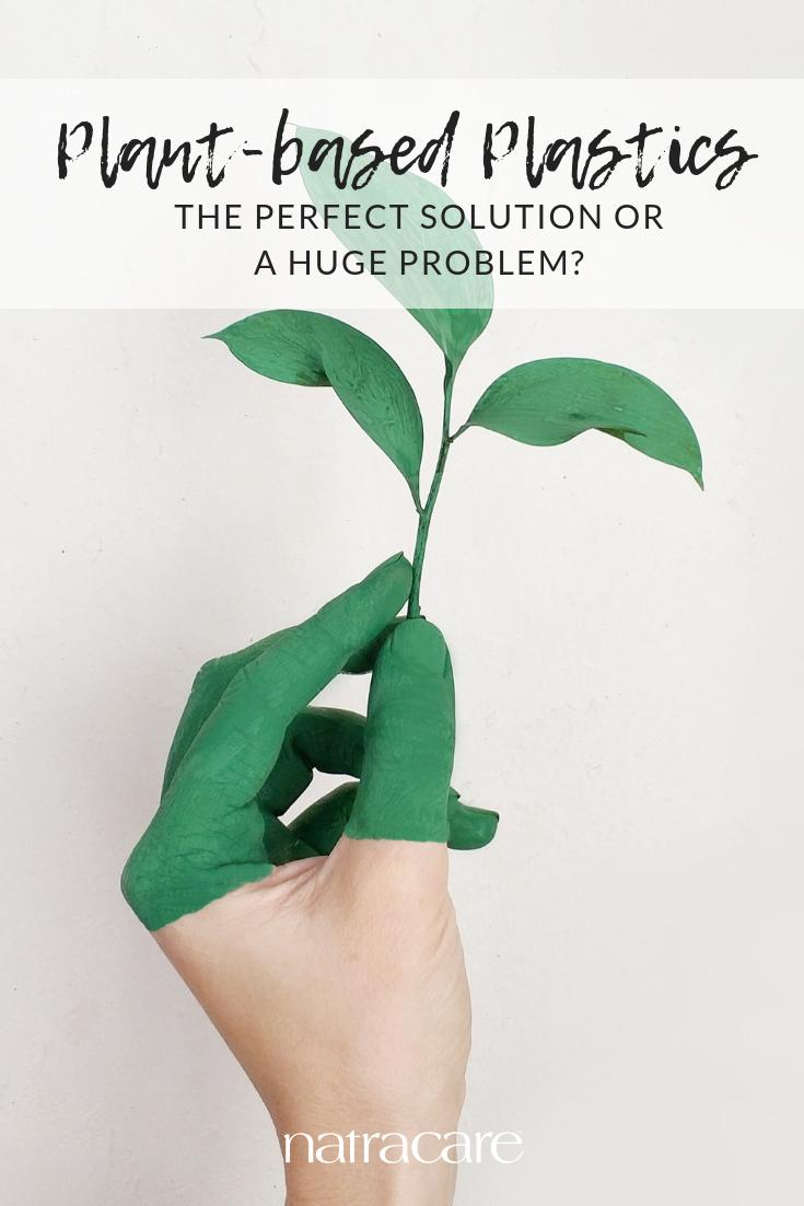 Plant based compostable plastics going