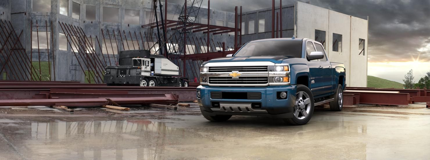 2016 Silverado 2500hd Heavy Duty Work Trucks Chevrolet Silverado Silverado High Country Chevrolet Dealership