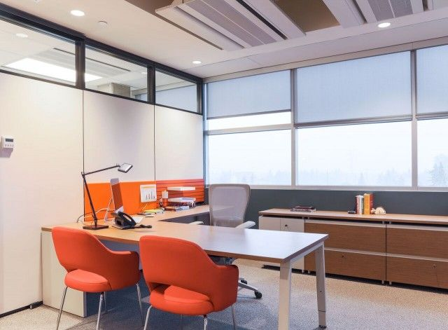 Create A More Residential Atmosphere In Your Office By