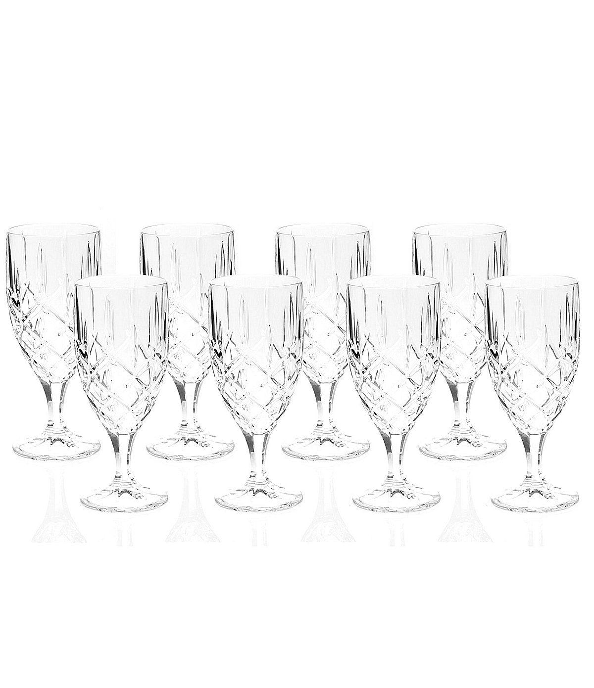 Dillards Wedding Gifts: Gorham Lady Anne Signature Iced Beverage Glass Set