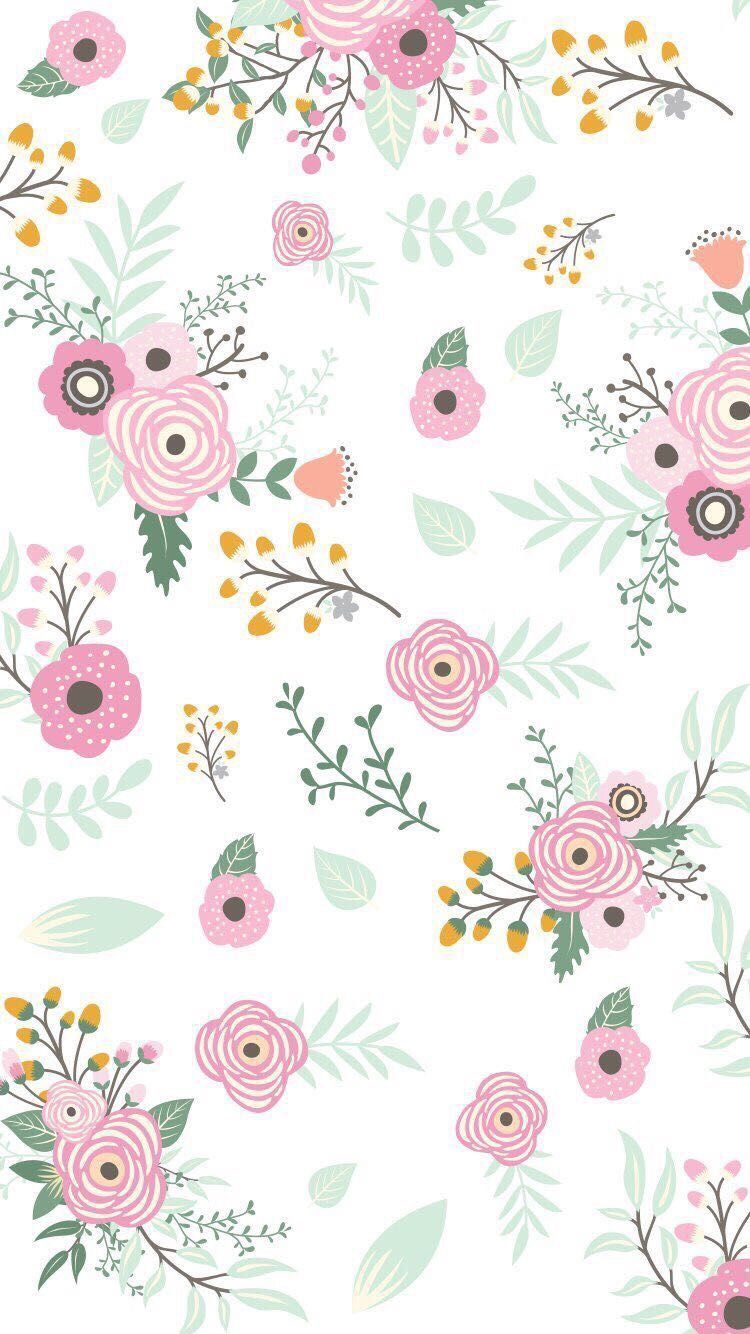 Pin by Septi D'Pramesty on flowers cartoon wallpaper