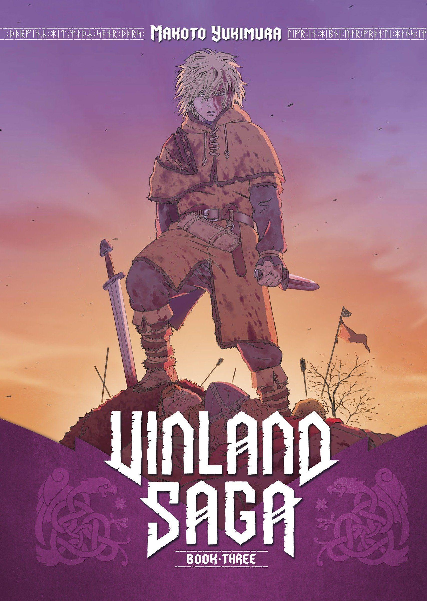Pin szerzője ANIME LIFE 💕, közzétéve itt Vinland saga