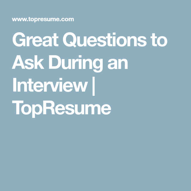 what are some questions they ask in an interview