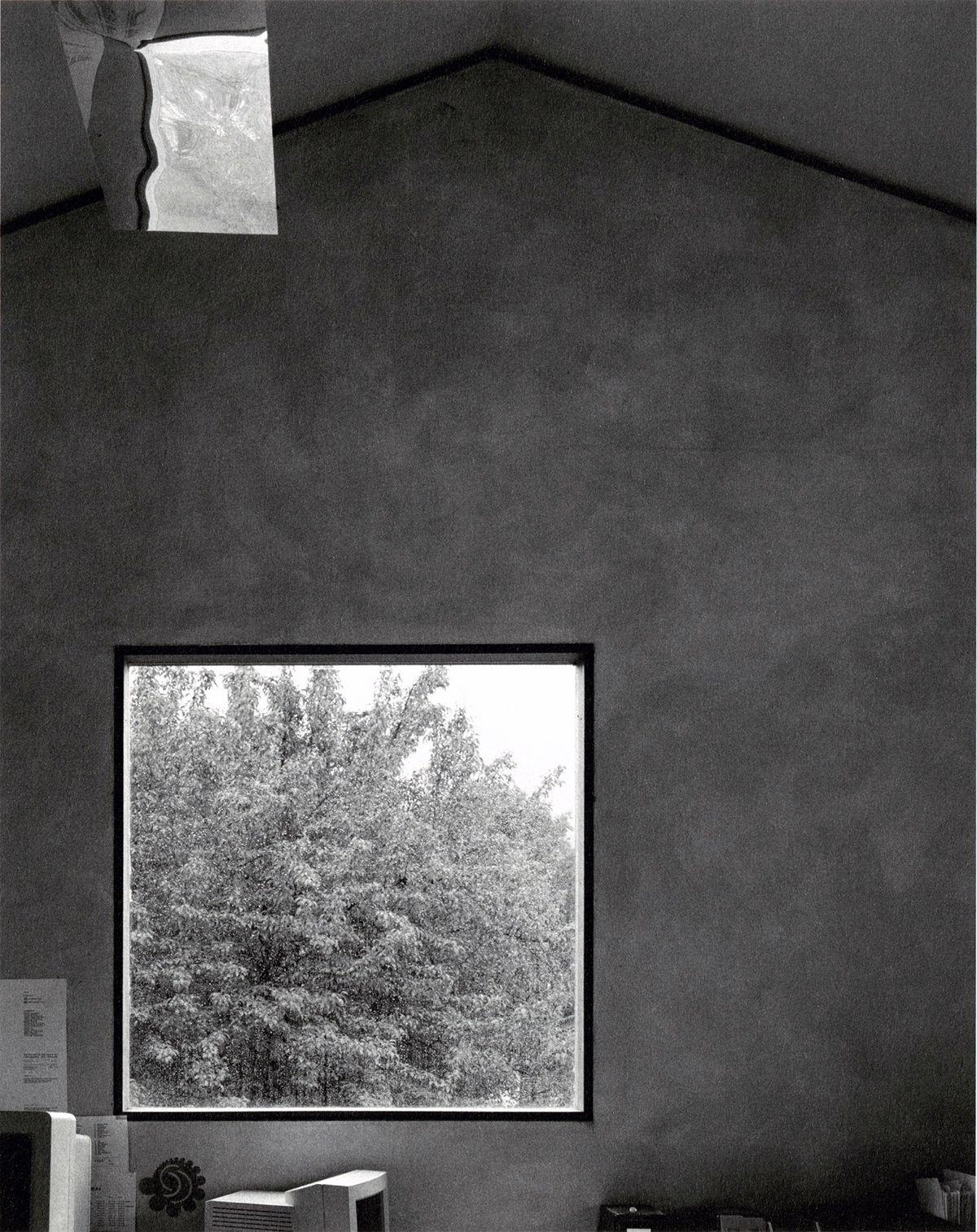 Zumthor House And Atelier In Haldenstein By Peter Zumthor Finestra