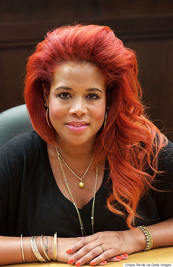 Kelis Has Given Birth To Second Son Hair Pinterest Red Hair