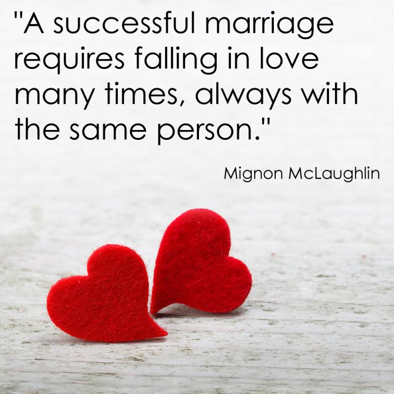 10 Romantické a vtipné citáty o manželstve Happy