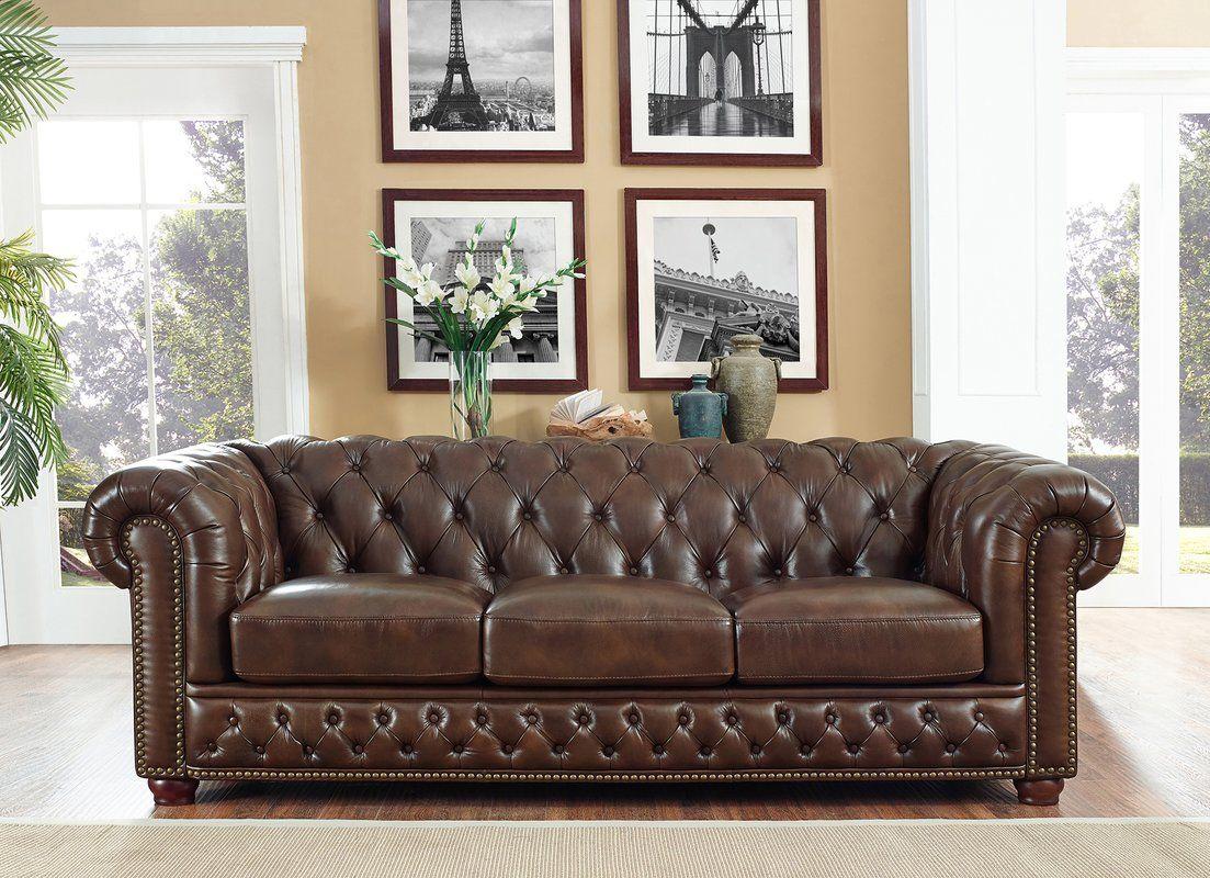 worcester 3 piece leather living room set  living room